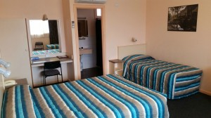 Standard Queen Twin Room